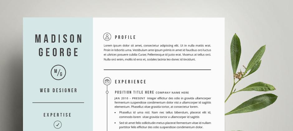 履歷、自傳、cover letter 怎麼寫?一篇從格式到內容告訴你求職必勝方程式