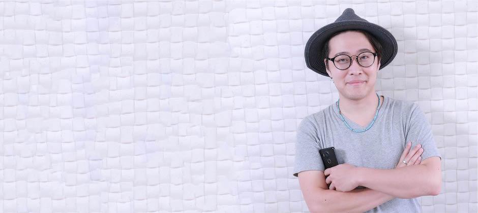 小哈 CAPSULE 膠囊點子創辦人 埴渕修世