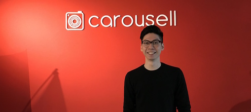 Carousell 旋轉拍賣 Country Manager 劉謙