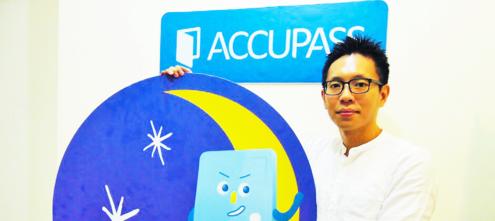 Accupass活動通產品總監Disney