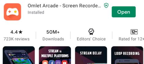 Omlet Arcade 最佳手機遊戲社群平台