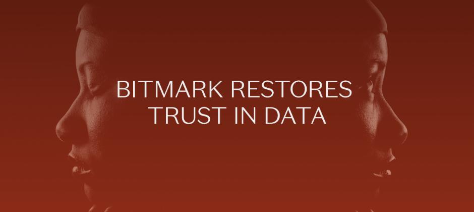 Bitmark restores trust in data. #digitalrights