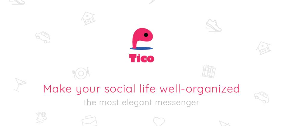 tico   The most elegant messenger