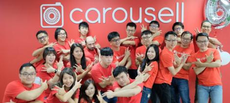 2017年9月,旋轉拍賣在台北中山區打造了全新工業風辦公室。