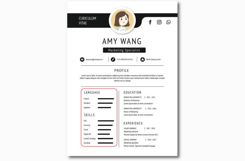 Resume-CV-Examples