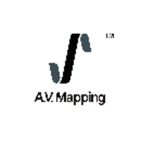 A.V. Mapping Logo