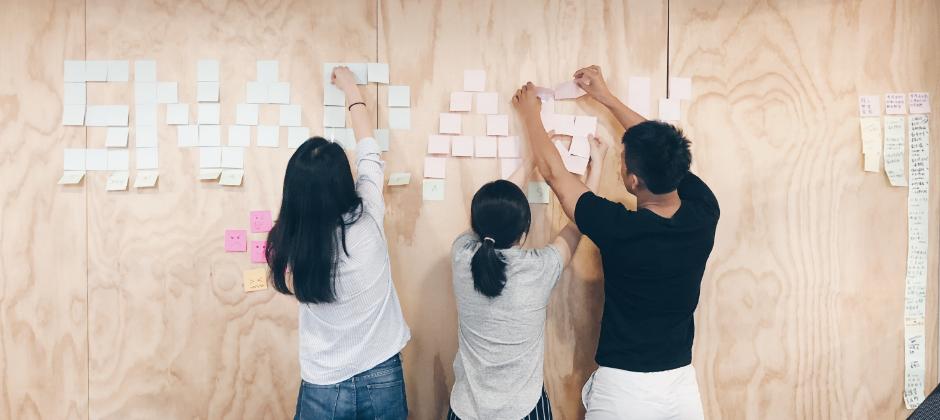 團隊合作同心打造產品