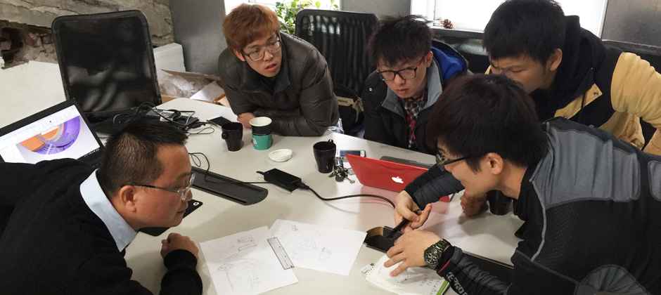 ALCHEMA 團隊 Brainstorming
