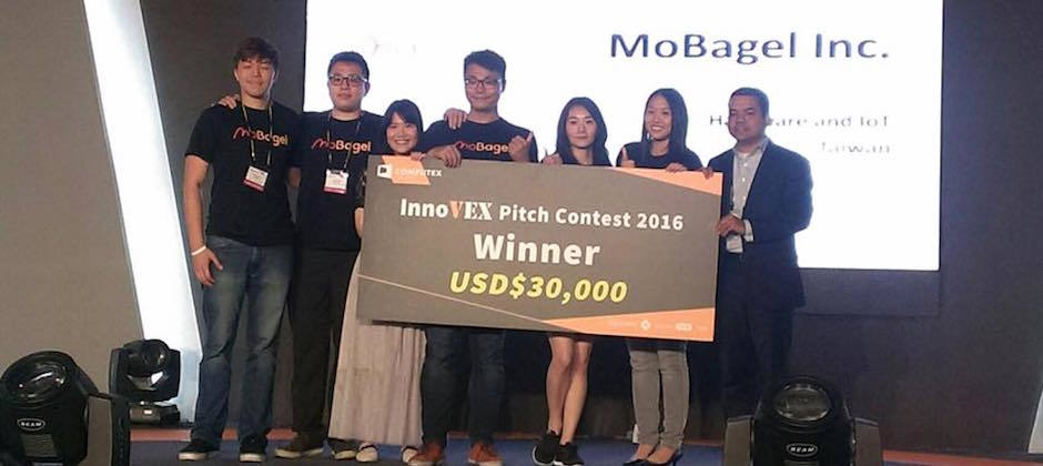 Innovex Pitch Contest 2016 Grand Prize