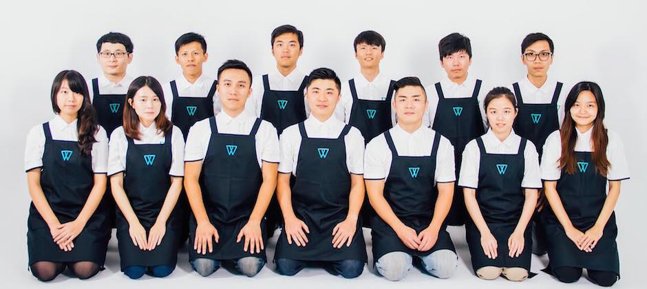 KumaWash 團隊