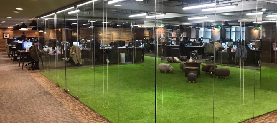 成果行銷 SalesFrontier 開放式創意空間