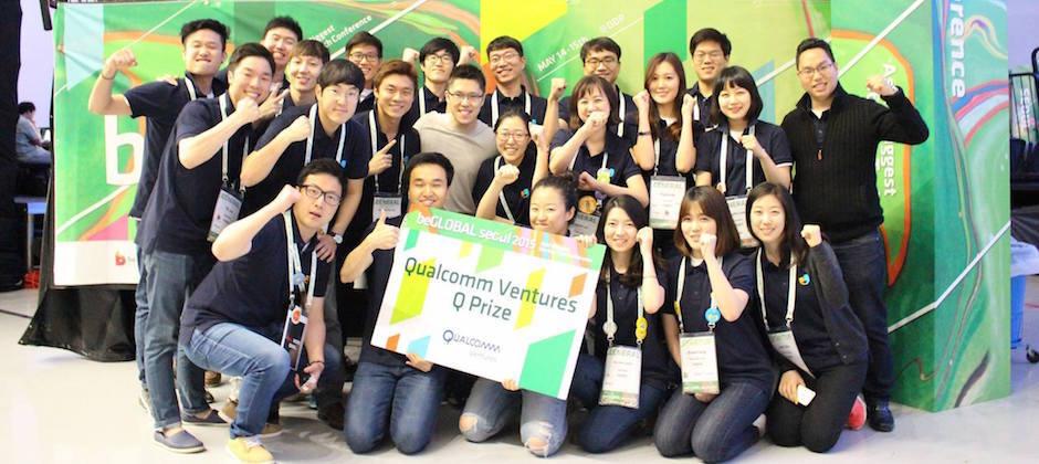 因 beGlobal 亮眼表現獲得高通創投 (Qualcomm Ventures) 青睞,高通決定投資JANDI!