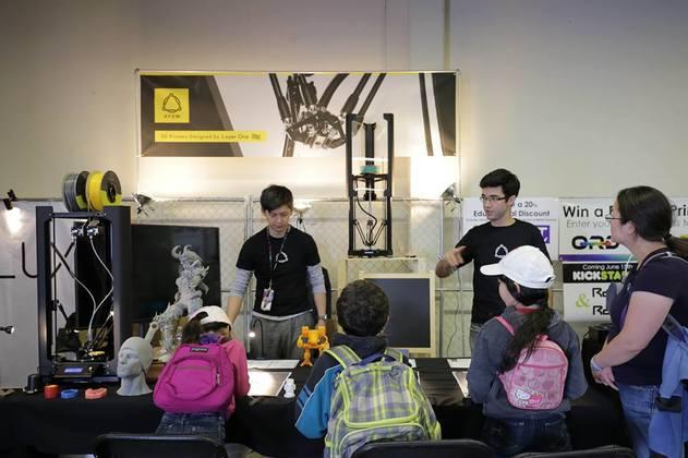 Maker Faire Bay Area 2016