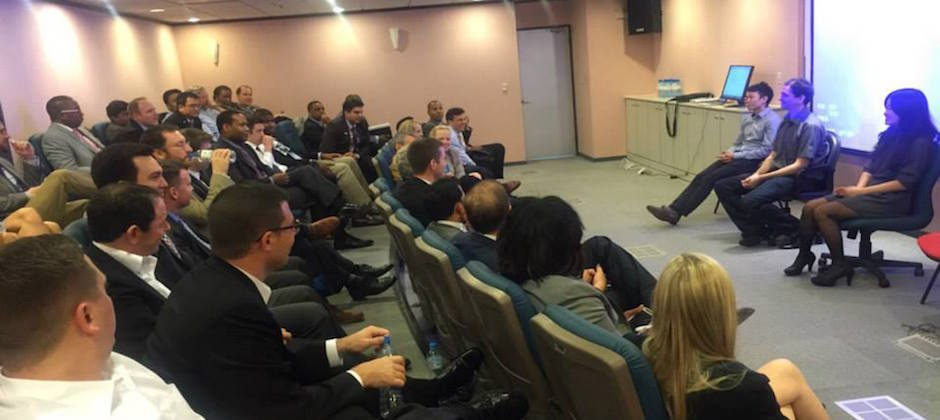 Emory University Goizueta Business School, Executive MBA Program—在南港軟體工業園區 201504