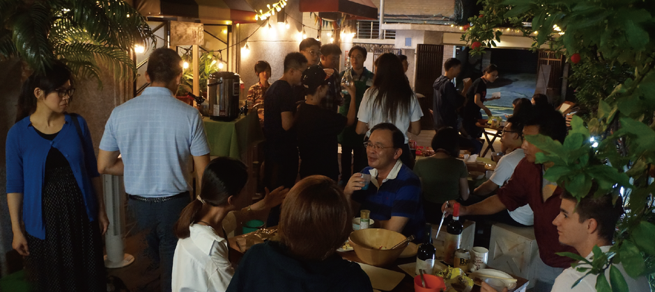 Regular Community Events - Food, Drinks & Fun
