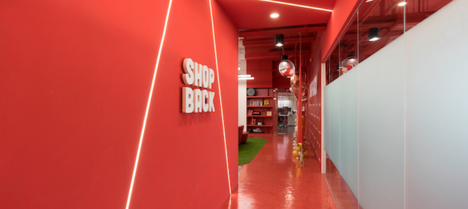 ShopBack HQ Office