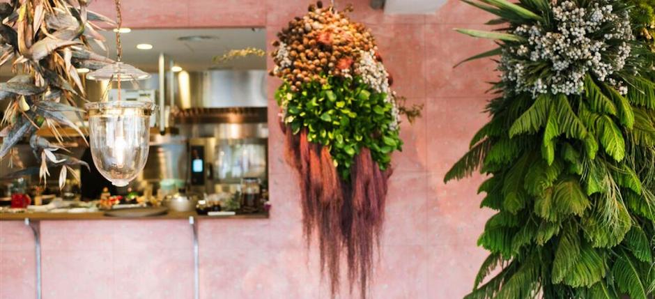 富錦樹集團旗下台菜香檳餐廳一景