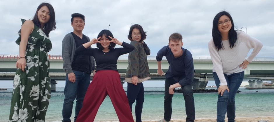 2019年員工旅遊-沖繩