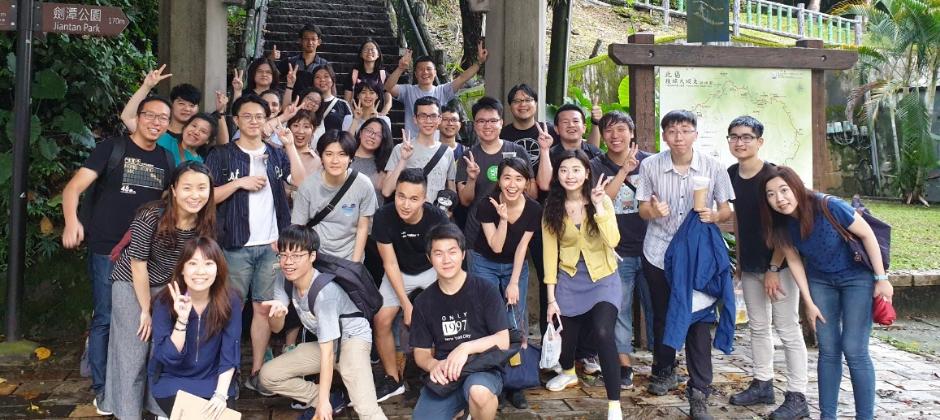 2019 劍潭公園踏青