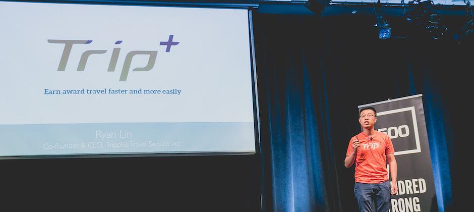 TripPlus x 500 Startups