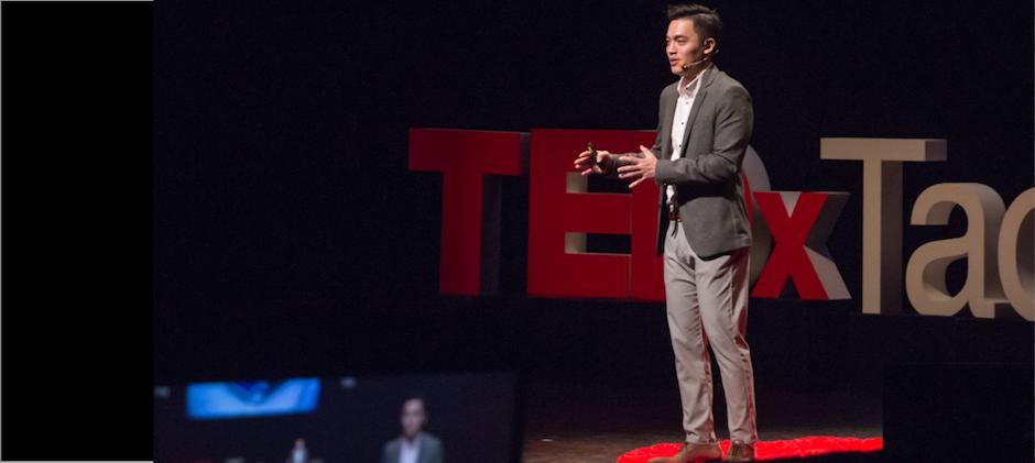 共同創辦人Edison於TED探討綠能轉型
