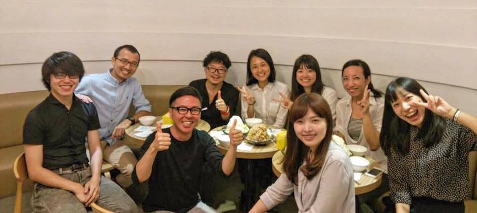 歡迎兩位新社員加入台灣特思爾公司,在ice monster 大家一起吃芒果冰慶祝,期望未來更多夥伴加入我們!