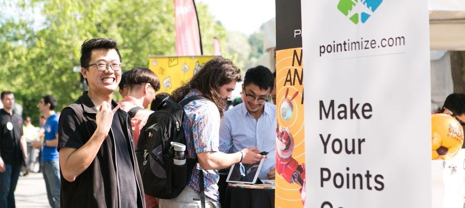 Pointimize @ Propelify Innovation Festival 2017 in NJ