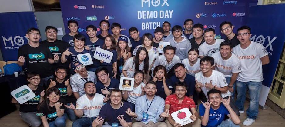 MOX Batch 3 Demo Day