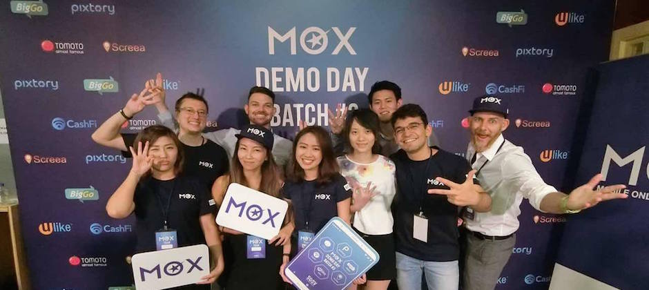 MOX - Mobile Only Accelerator team