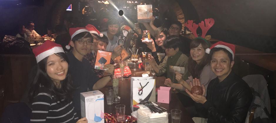 聖誕聚餐交換禮物