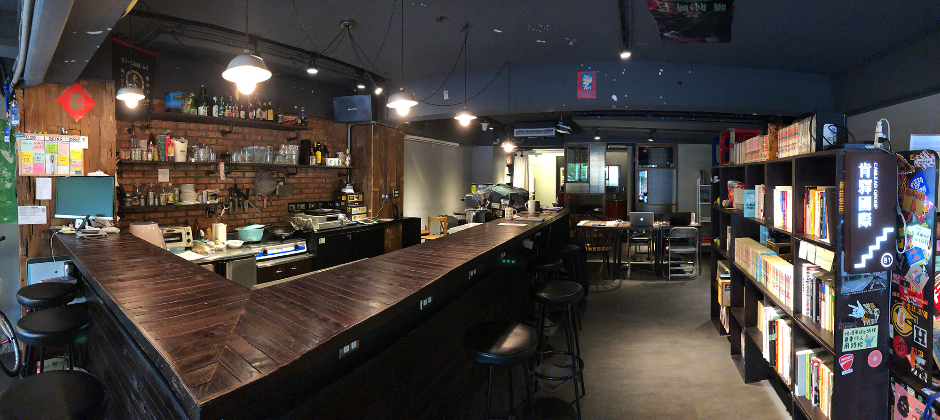 你沒看過這樣的辦公室吧!沒錯~咖啡廳就是我們的辦公室!完全不同於一般企業的工作環境,輕鬆無拘束,最適合像我們這樣年輕的企業惹!