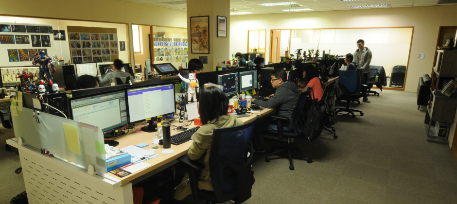 辦公室環境, 近期將進行整修大改造