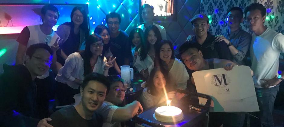 慶功X慶生 KTV party