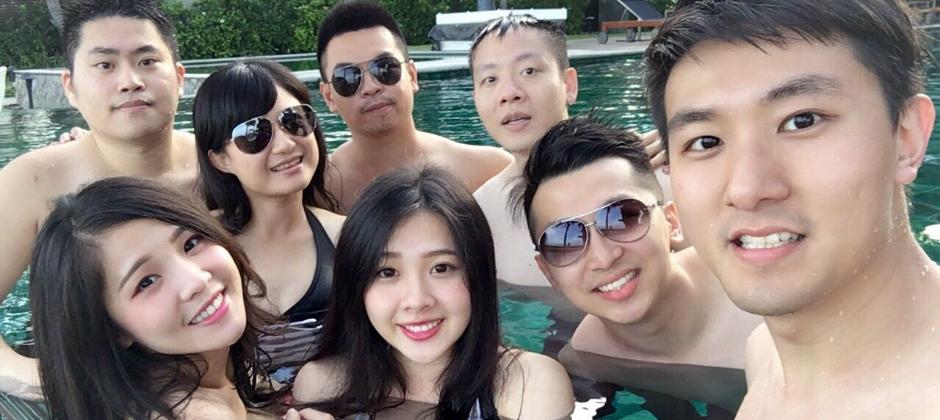 2016 員工旅遊  泰國