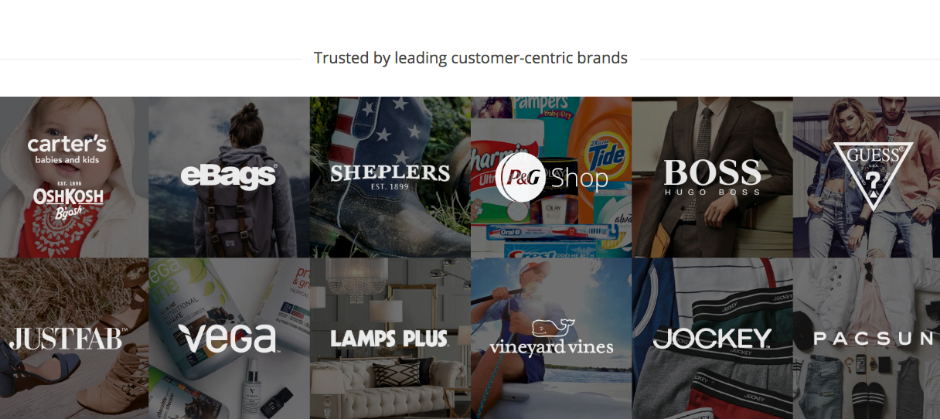 Linc is trusted by leading customer-centric brands