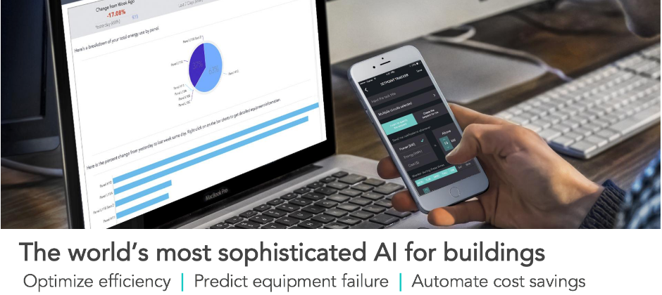 The world's most sophisticated AI for buildings