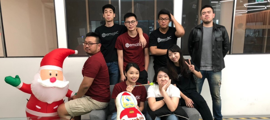 Our team at Taipei Office