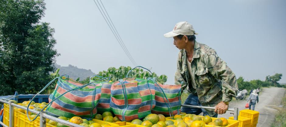 格外農品-產地訪視