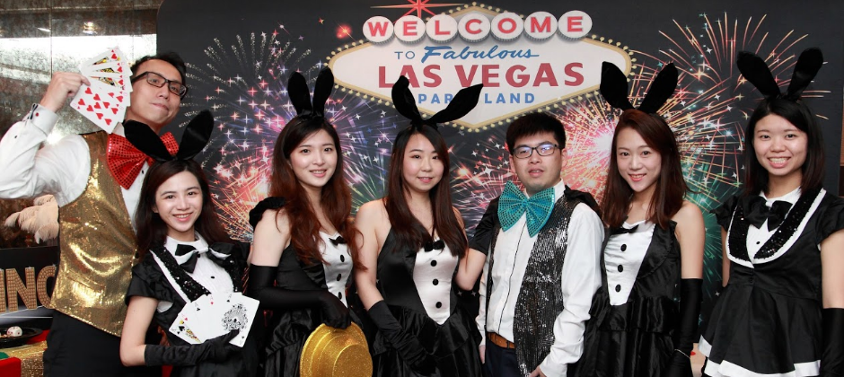 Vpon Taiwan Year End Party