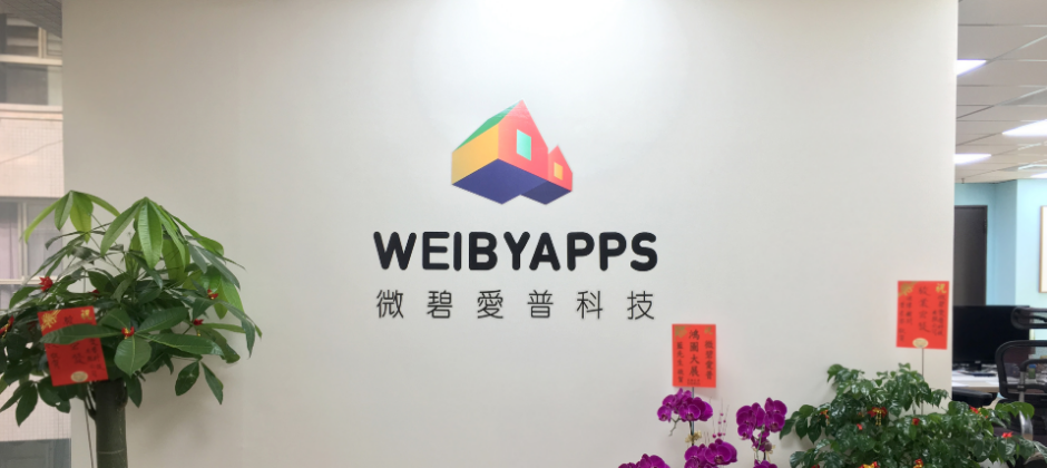 微碧愛普科技公司入口