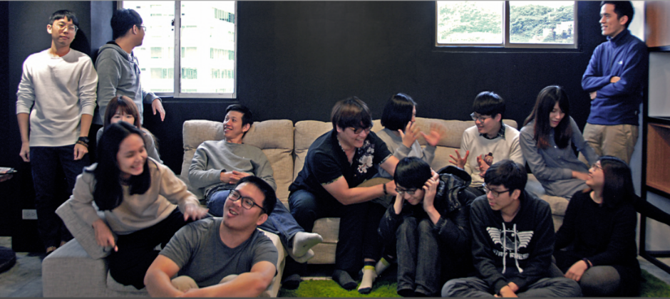我們相信有感的遊戲來自於有感的團隊(員)!