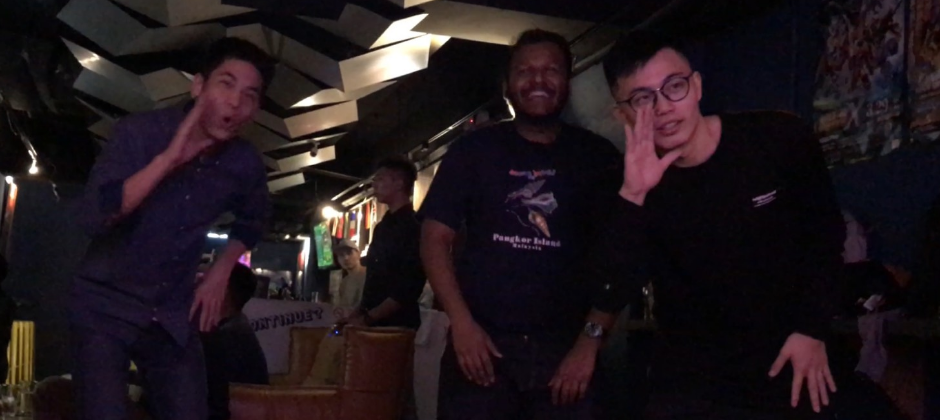 Happy hour @Taipei