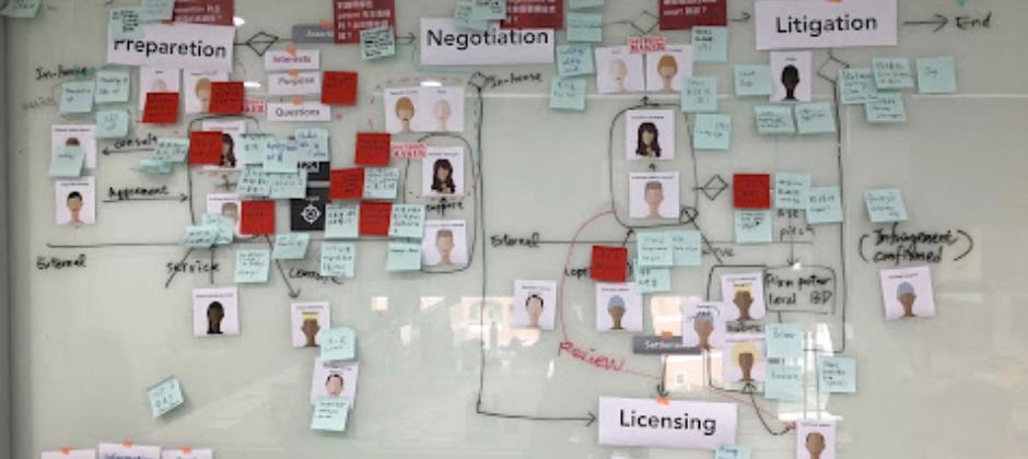 與優秀的夥伴一同努力,讓PatentCloud協助我們的客戶更加成功!