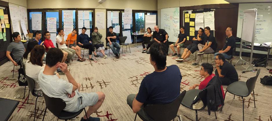 開放空間會議-OpenSpace