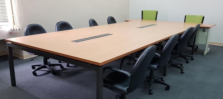 寬敞的會議空間,方便討論