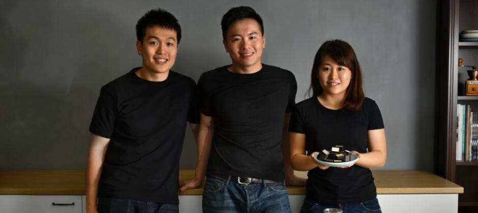 Spark Protein 創辦團隊