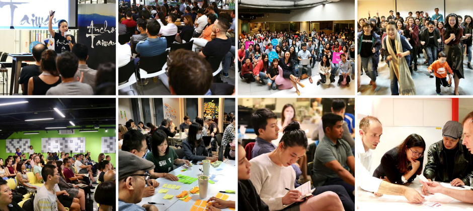 Anchor Taiwan: Your #1 Entrepreneurial Residency, Community & Investor⁣ Network⁣