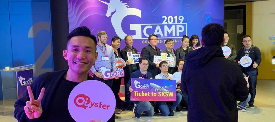 Oiyster John @ G Camp 2019