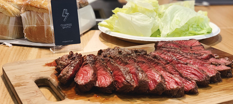 逢節必有的辦公室烤肉、牛排、舒肥料裡各種美食福利
