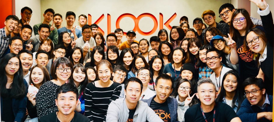 KLOOK TEAM Taipei